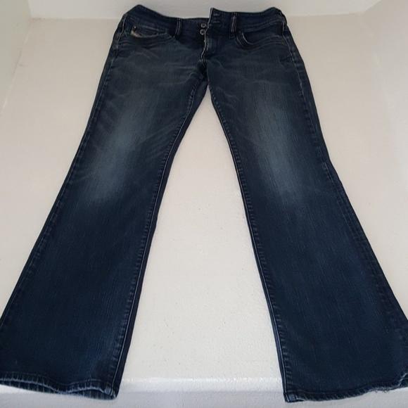 5683e54c Diesel Denim - Diesel ronhar stretch jeans 32x34